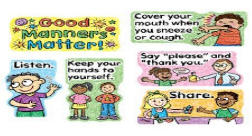 Manners and social skills matter everywhere