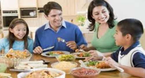 18 Benefits of Family Mealtime