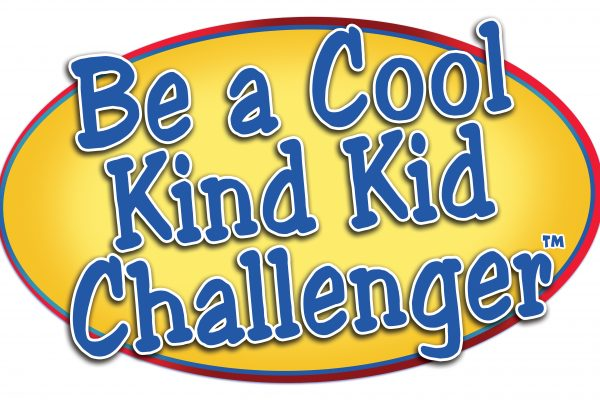 Be a Cool Kind Kid Challenger oval
